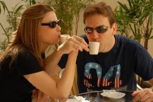 Tim Tim com café