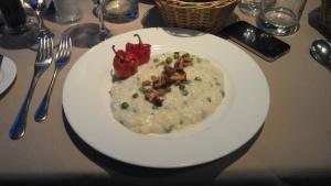 Prato principal. Jantar no Tâmisa (Londres/ Julho 2013)