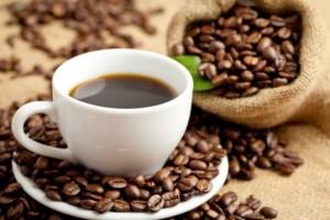 Café e grãos