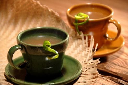 Cappuccino quentão para as festas juninas. Foto: Divulgação.