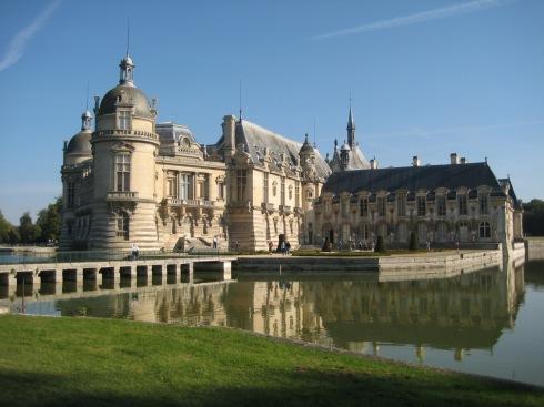 Castelo de Chantilly (Imagem: Duga)