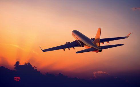 Viagem de avião. (Imagem blog Dublin para brasileiros)