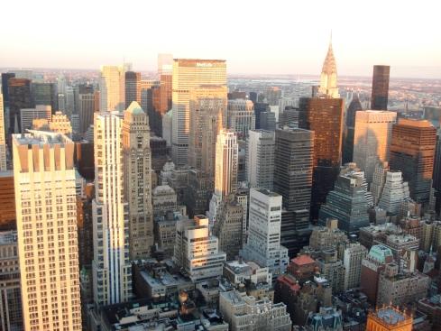Minha cidade preferida para o enxoval de bebê. I LOVE NY! (Imagem: Silvia Lourenço)