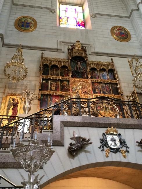 Lindo altar