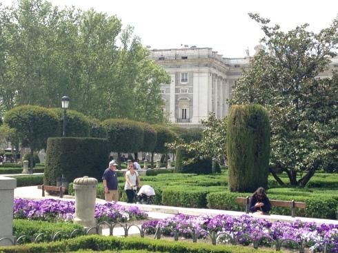 Paisagens de Madrid